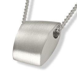 ashanger in zilver